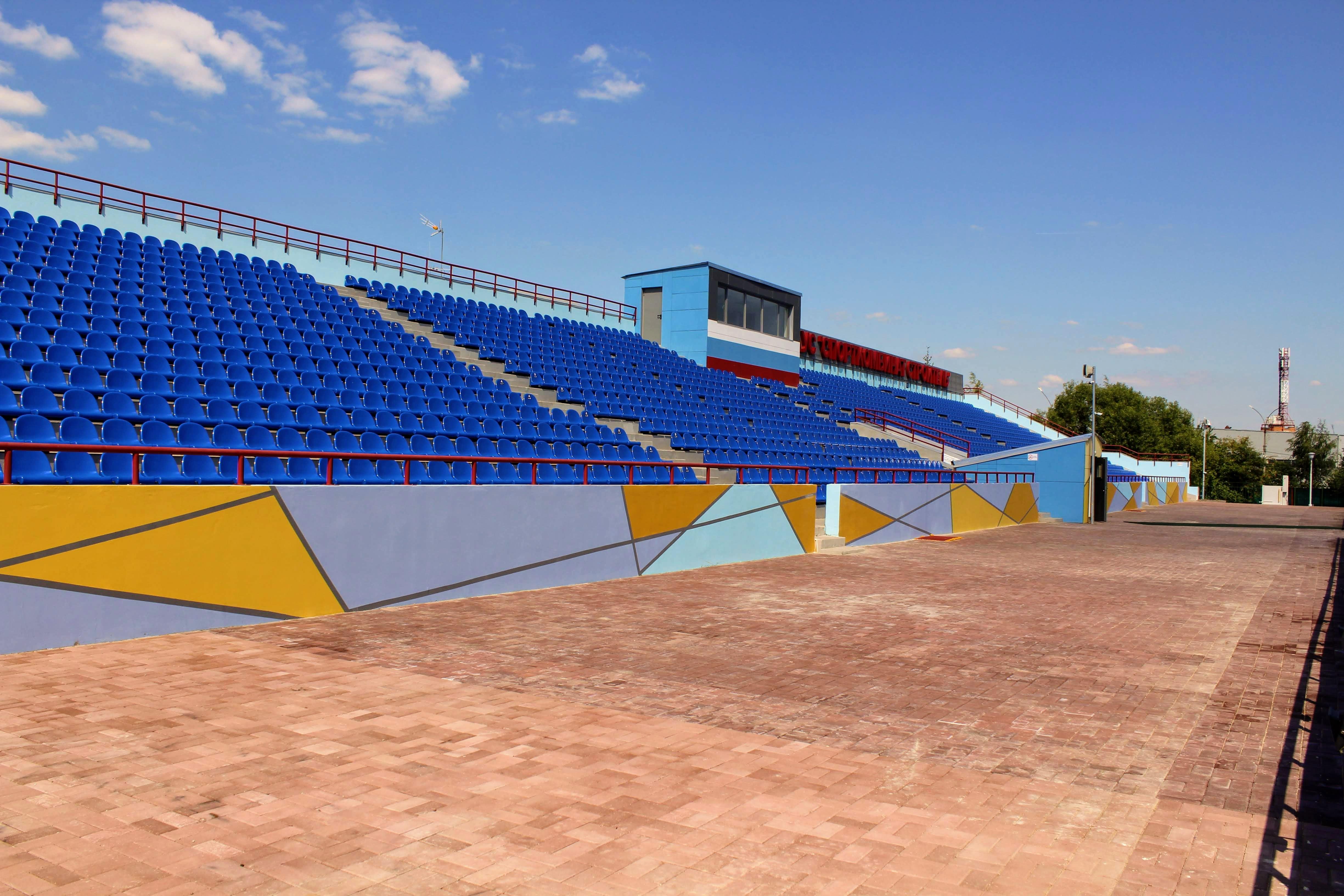 располагается панорама фото геническ стадион строитель возможно