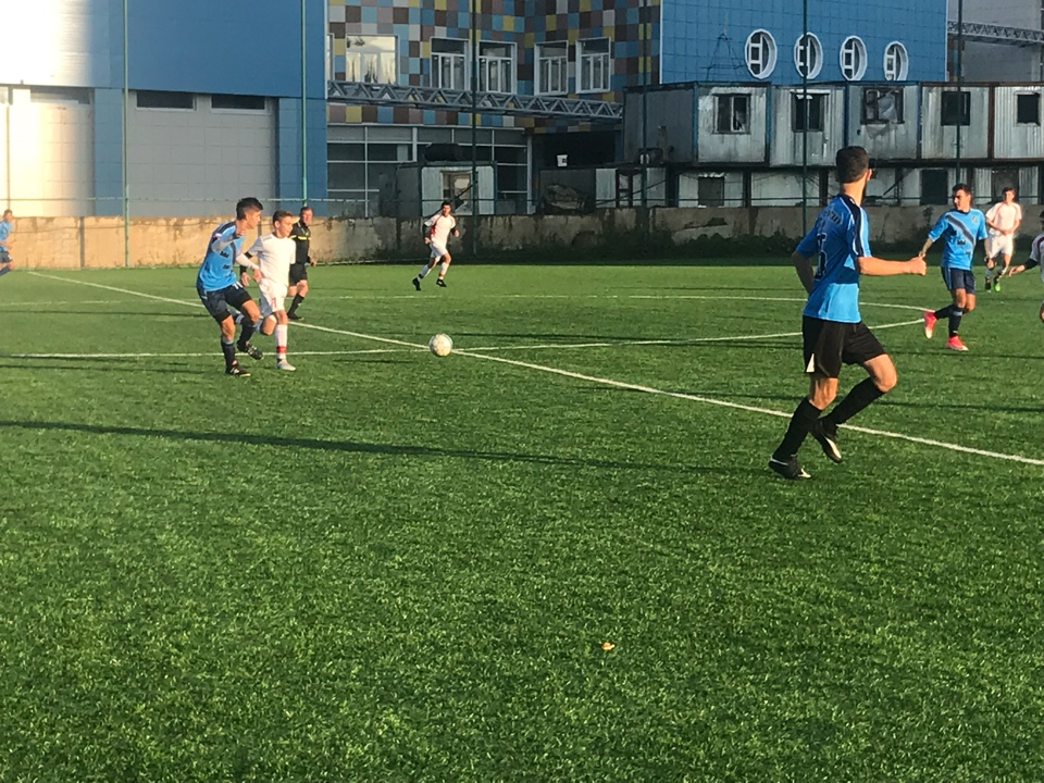 Первенство Наро-Фоминского городского округа по футболу среди мужских команд Фарт-Десна