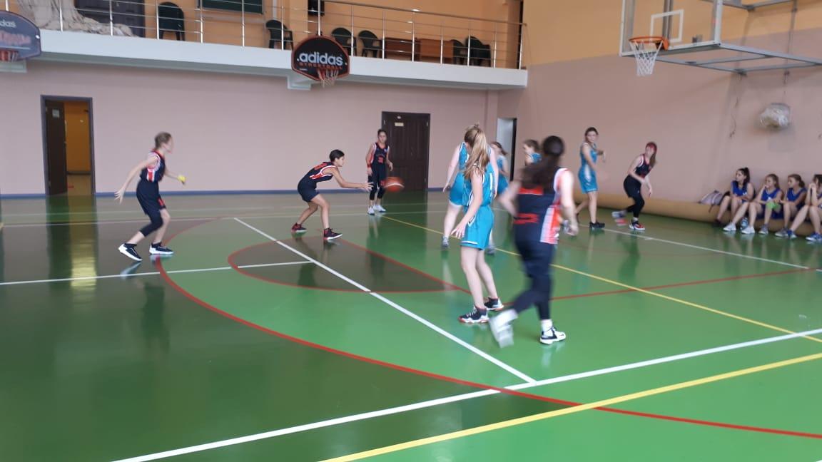 Первенство по баскетболу