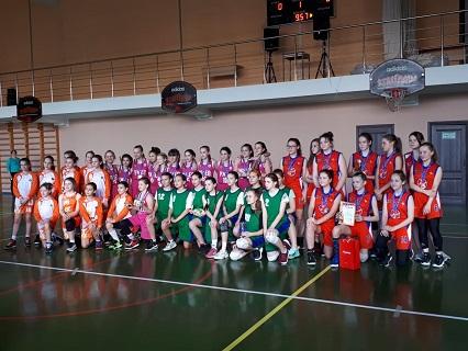 4 апреля  прошел Открытый Кубок Наро-Фоминского городского округа по баскетболу