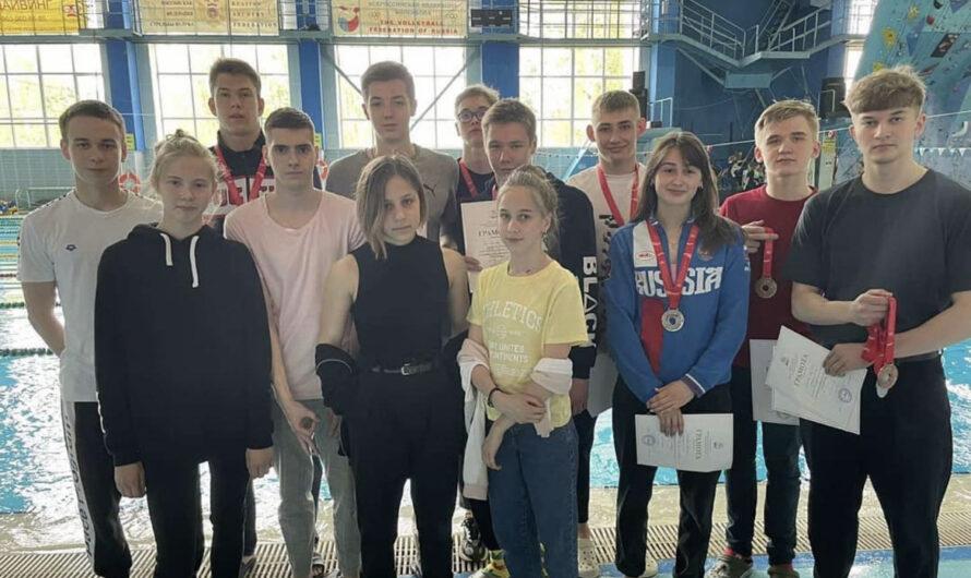 в Раменском проходил Летний Чемпионат  Московкой области по плаванию