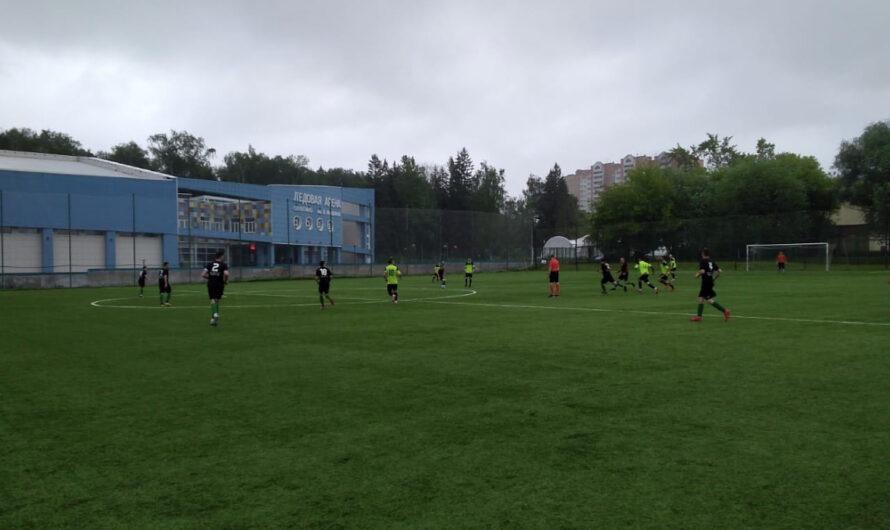 30 мая в 20.00 на футбольном поле с искусственным покрытием завершилась игра Первенства Наро-Фоминского городского округа по футболу