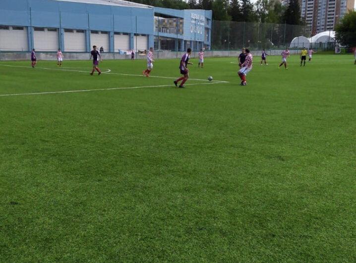 5 июня прошла игра 4 тура Чемпионата Московской области по футболу среди мужских команд