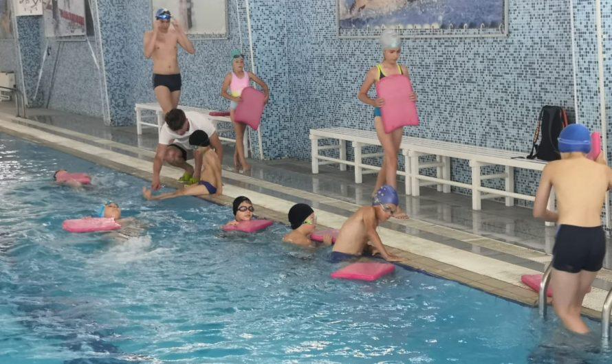 Акция «Научись плавать»