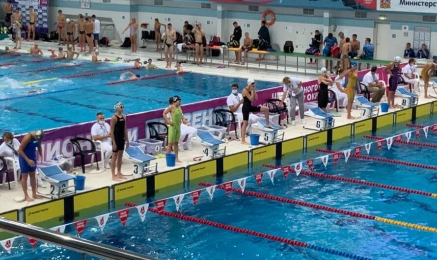 Чемпионат и Первенство Центрального Федерального округа по плаванию.