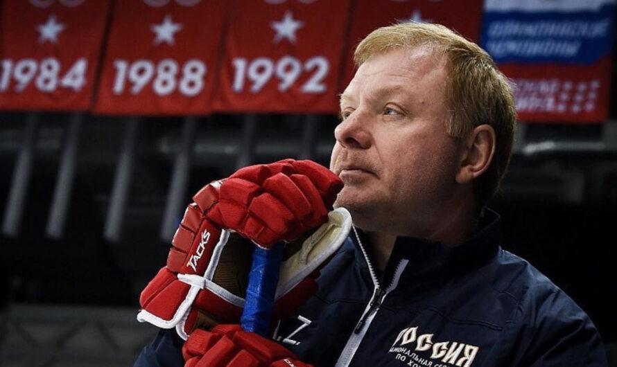 Экспертный совет рекомендовал назначить главным тренером национальной сборной России по хоккею Алексея Жамнова